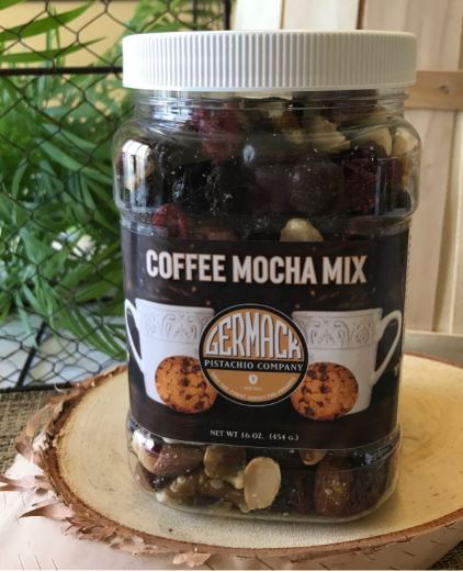 Picture Coffee Mocha Mix 16 oz