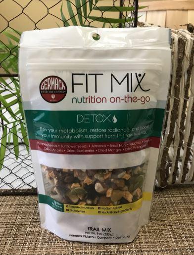 Picture FIT MIX - DETOX - 9 OZ. ZIP-TOP BAG  C8