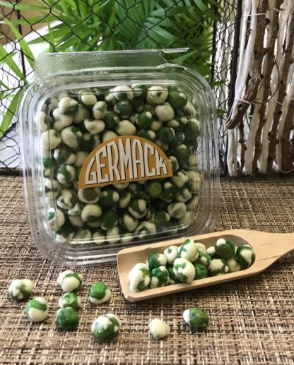 Picture Wasabi Peas 8oz