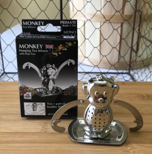 Picture Tea Infuser - Monkey