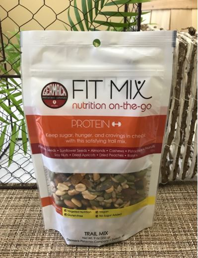 Picture FIT MIX - PROTEIN - 9 OZ. ZIP-TOP BAG  C8
