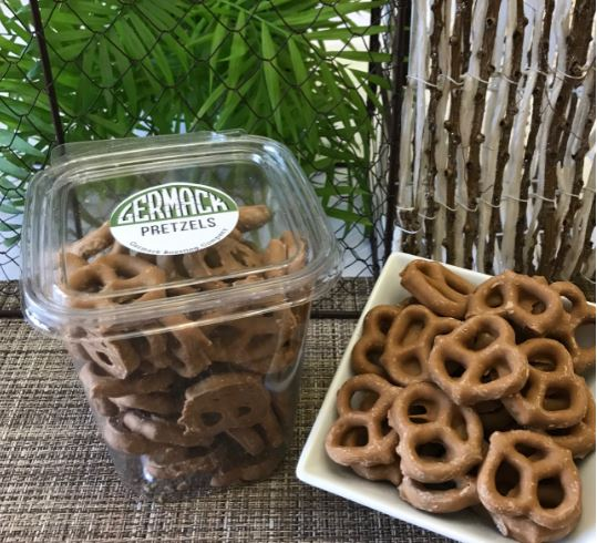 Picture Pretzels Peanut Butter Natural 8oz