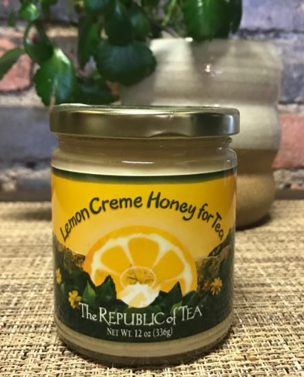 Picture Honey Lemon Creme  For Tea 12oz