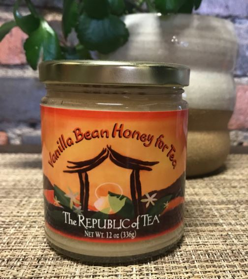 Picture Honey Vanilla Bean For Tea 12oz