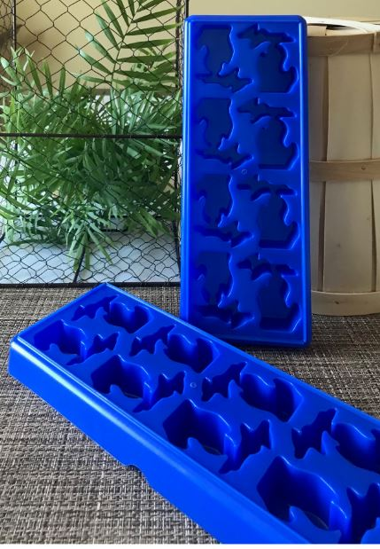 Picture Michigan Ice Cube Tray