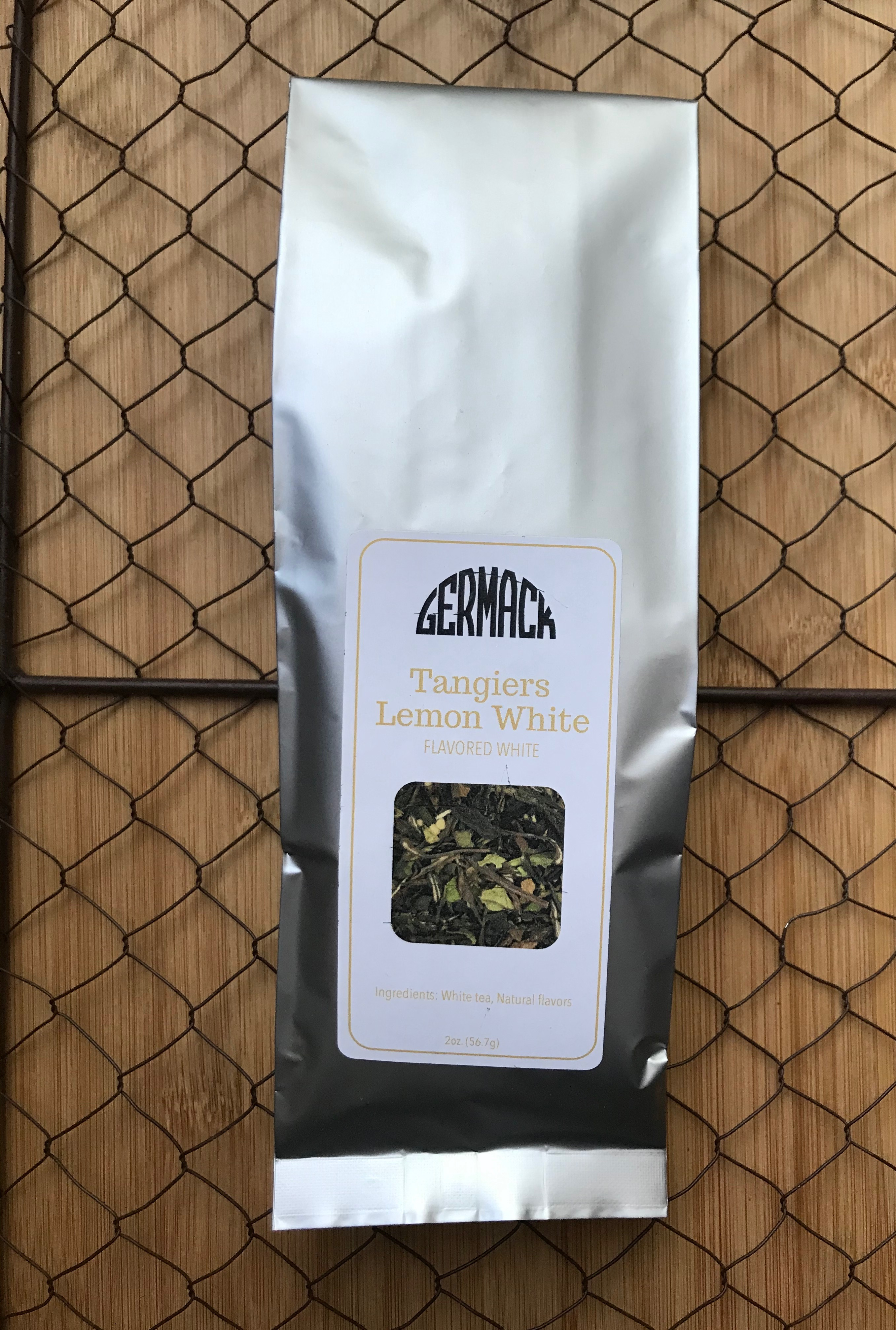 Picture Tea - Flavored White Tea - Tangiers Lemon White - 2oz