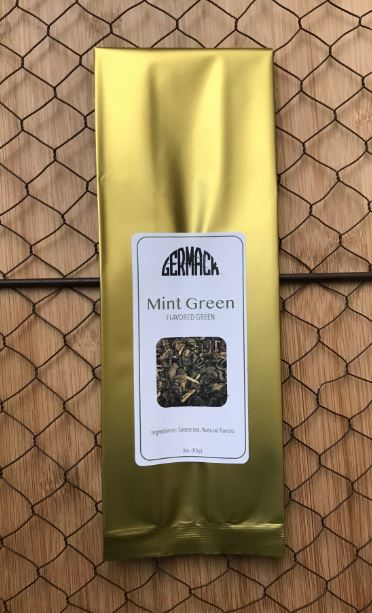 Picture Tea - Flavored Green Tea - Mint Green - 3oz