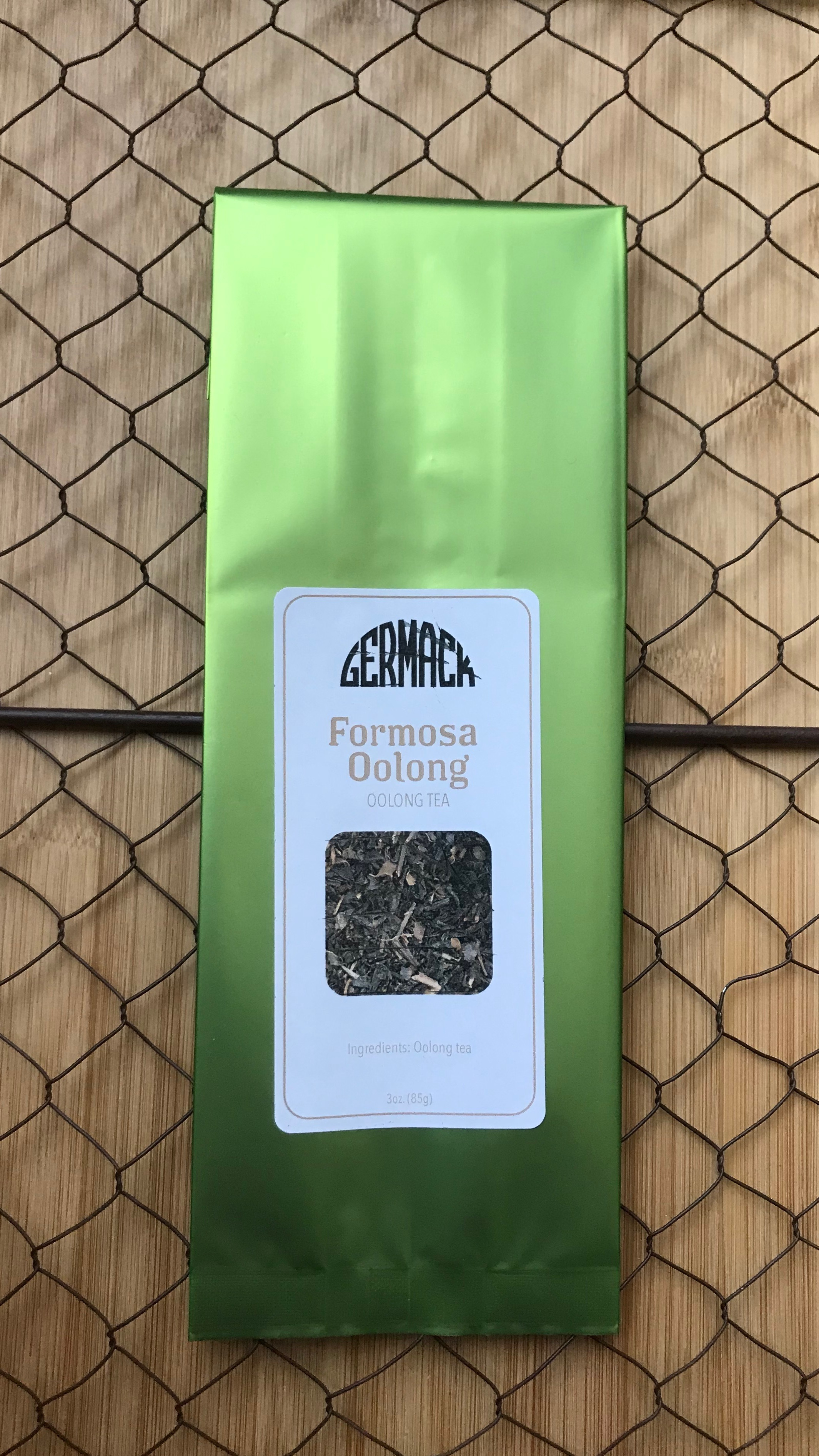 Picture Tea - Oolong Tea - Formosa Oolong - 3oz