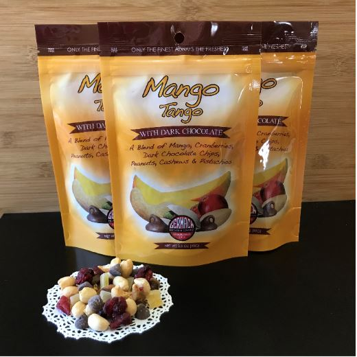 Picture Mango Tango with Dark Chocolate - 3.5 oz