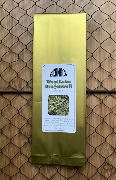 Picture Tea - Green Tea - West Lake Dragonwell - 2oz