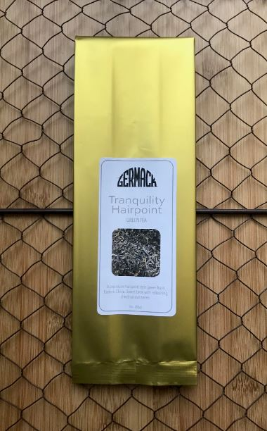 Picture Tea - Green Tea - Tranquility Hairpoint  - 3oz