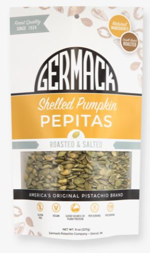 Picture Pepitas Shelled Pumpkin Seeds 8oz