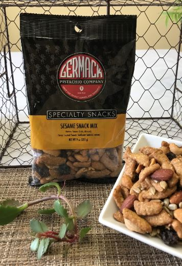 Picture Sesame Snack Mix - 9 oz  C8
