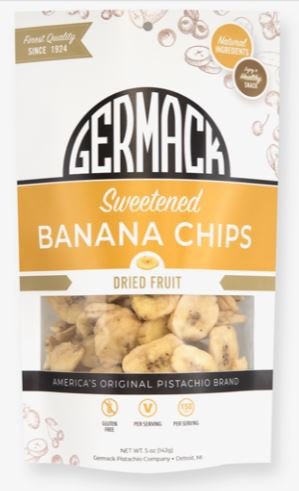 Picture Banana Chips Sweetened 5oz