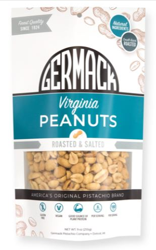 Picture Peanuts Virginia Roasted Salted 9oz