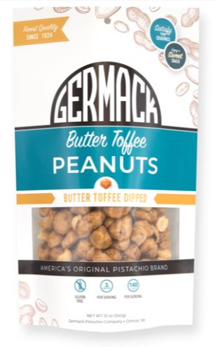 Picture Peanuts Butter Toffee 12oz