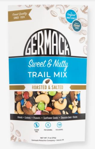 Picture Trail Mix Sweet & Nutty  11oz