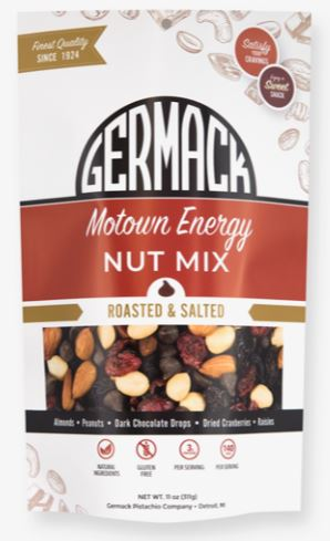 Picture Nut Mix Motown Energy 11oz