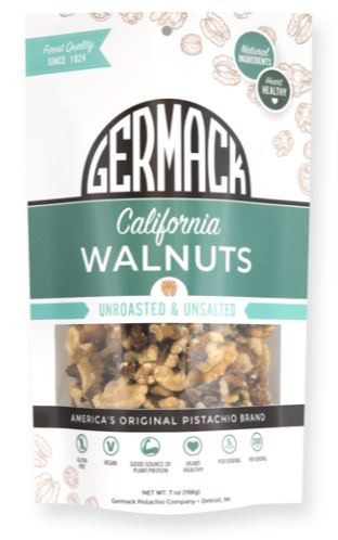 Picture Walnuts Unroasted and Unsalted  7oz