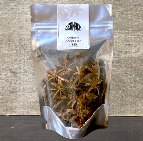 Picture Anise Star Pods 2oz