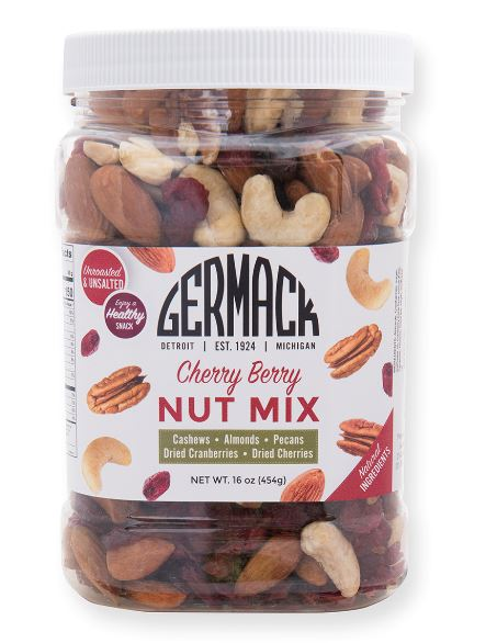 Picture Cherry Berry Nut Mix  - 16oz
